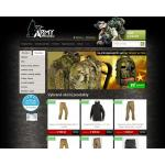 Army prodej, army shop, outdoor shop